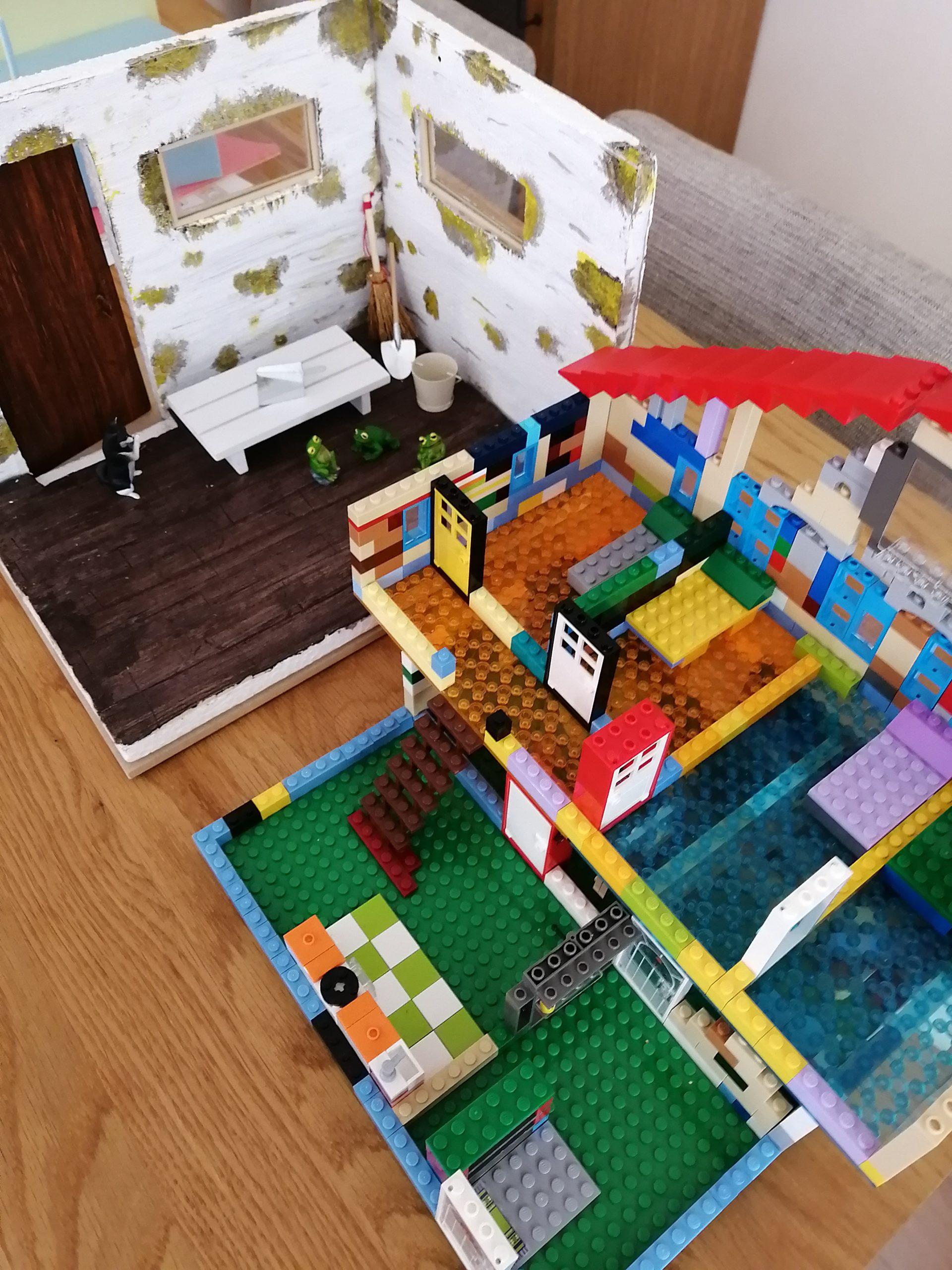 第4回しろくまホーム『家の模型を作ってみよう!』コンテストの作品が集まってきました